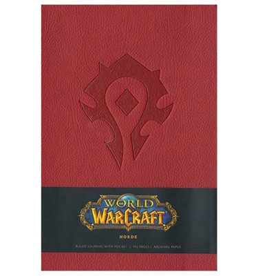 World of Warcraft Libreta Horda