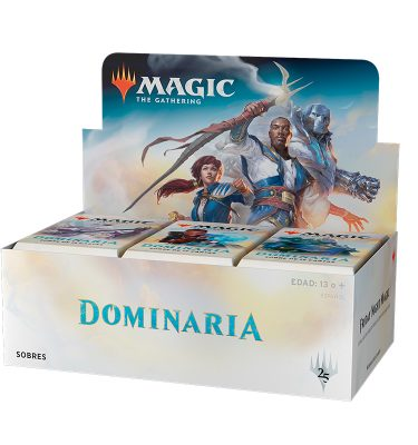 Dominaria Caja 36 sobres Inglés Magic the Gathering
