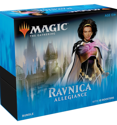 La Lealtad de Rávnica Bundle Magic the Gathering