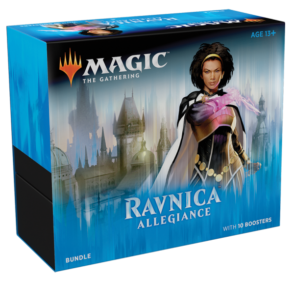 La Lealtad de Rávnica Bundle Magic the Gathering