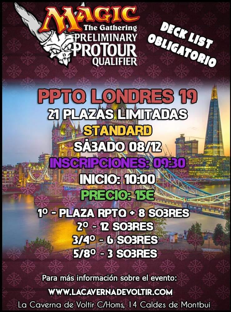 PPTQ Londres 19