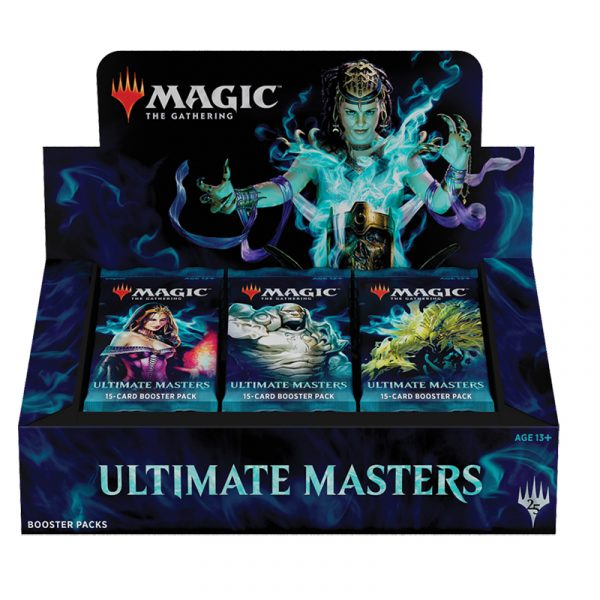 Ultimate Masters -Magic the Gathering - Caja 24 sobres