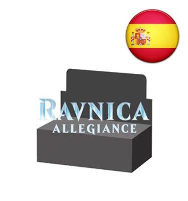 La Lealtad de Rávnica Caja 36 Sobres Español