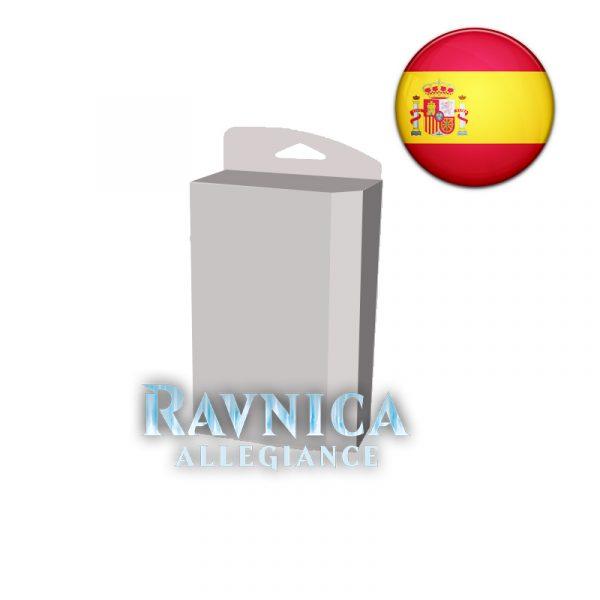 Mazo de Planeswalker La lealtad de Rávnica - Español - La Caverna de Voltir