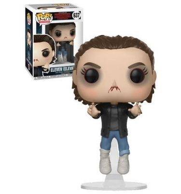 SStranger Things Eleven (Once) Elevated Funko Pop!