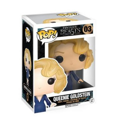 Animales Fantásticos Queenie Goldstein Funko Pop!