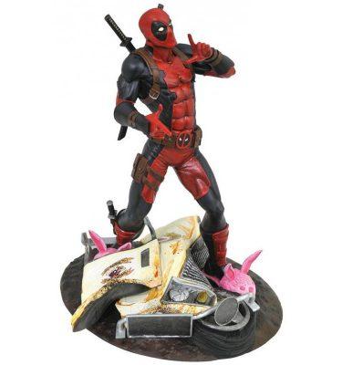 Deadpool Taco Truck Figura 25cm - La Caverna de Voltir