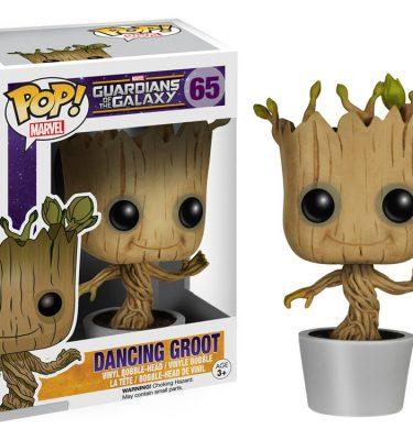 Guardianes de la Galaxia Dancing Groot Funko Pop! - La Caverna de Voltir