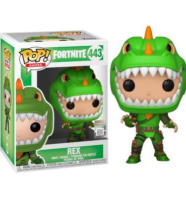 Fortnite Rex Funko Pop! - La Caverna de Voltir