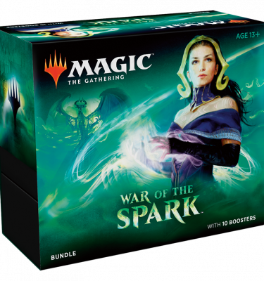 La Guerra de la Chispa Bundle Magic the Gathering