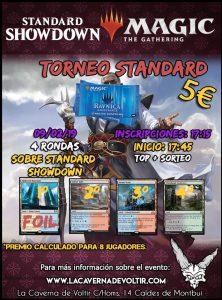 Standard Showdown La lealtad de Ravnica @ La Caverna de Voltir | Caldes de Montbui | Catalunya | España