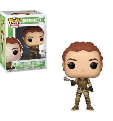 Fortnite Tower Recon Specialist Funko Pop!