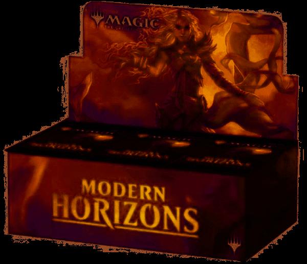 Modern Horizons Caja 36 Sobres Inglés