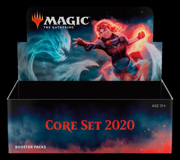 Core Set 2020 caja 36 sobres Español