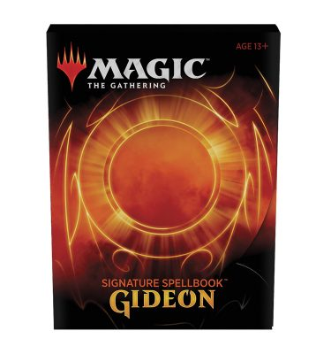 Signature Spellbook Gideon - Magic the Gathering - La Caverna de Voltir