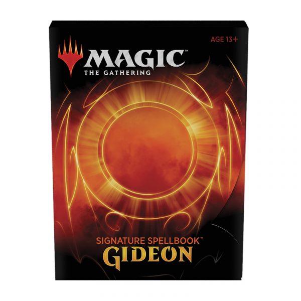 Signature Spellbook Gideon - Magic the Gathering - La Caverna de Voltir