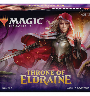 Bundle Throne of Eldraine Magic the Gathering