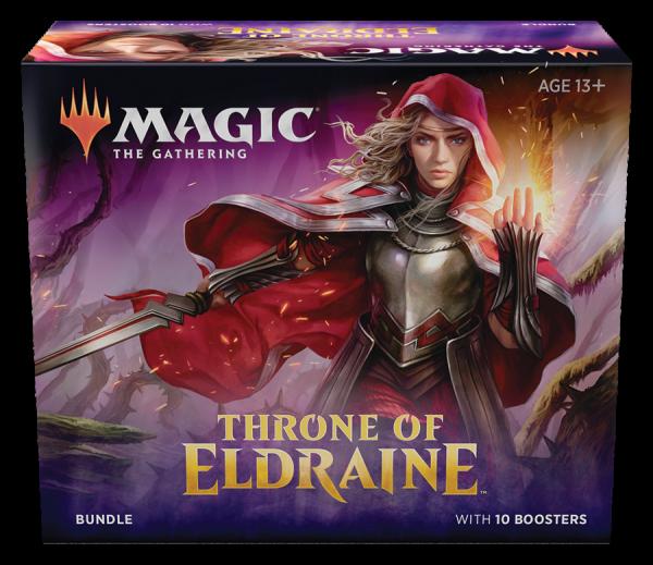 Bundle Throne of Eldraine Magic the Gathering