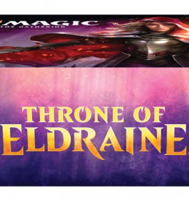 Caja Throne of Eldraine 36 sobres inglés