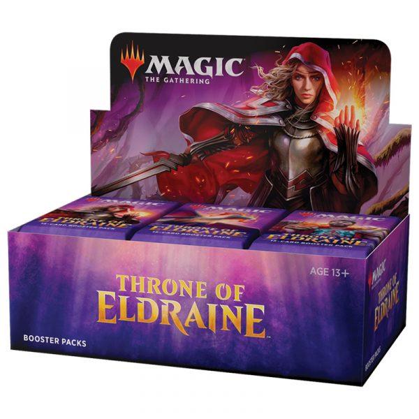 Caja Throne of Eldraine 36 sobres inglés - Magic the Gathering - La Caverna de Voltir