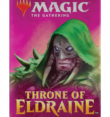 Set 3 Sobre de coleccionista de Throne of Eldraine