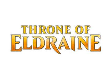 Sobre de coleccionista de Throne of Eldraine