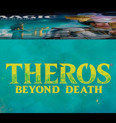 Caja Theros más allá de la muerte 36 sobres