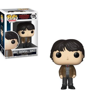 Stranger Things - Mike Snowball Dance - Funko Pop!