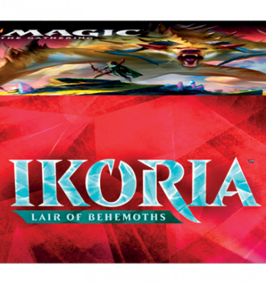 Ikoria: Lair of Behemoths 36 booster packs