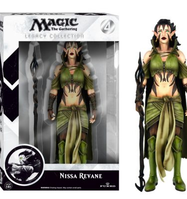 Nissa Revane Figura Funko Magic the Gathering
