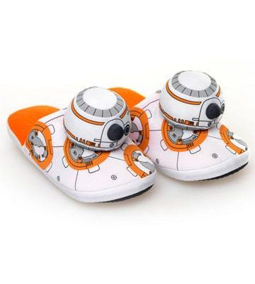 Star Wars Pantuflas BB-8