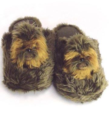 Star Wars Zapatillas Chewbacca