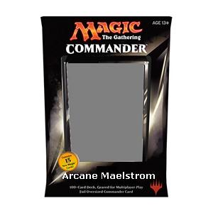 Commander 2020: Ikoria - Arcane Maelstrom