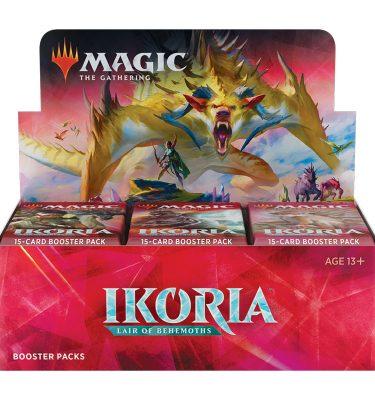 Ikoria: Lair of Behemoths 36 booster packs