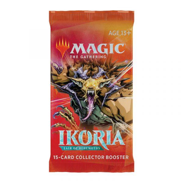 Ikoria: Lair of Behemoths Sobre de coleccionista