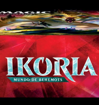 Ikoria: Mundo de Behemoths caja 36 sobres