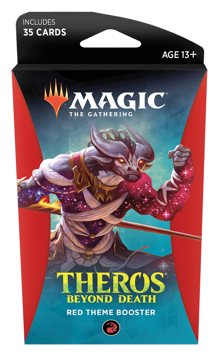 Theros más allá de la muerte Theme Booster- Red - Magic the Gathering - La caverna de Voltir-