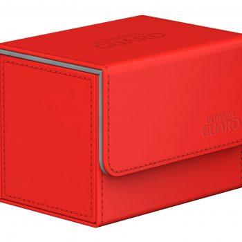 Caja SideWinder 80+Estándar ChromiaSkin rojo