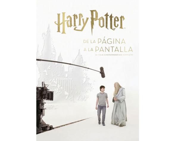 Harry Potter: de la página a la pantalla