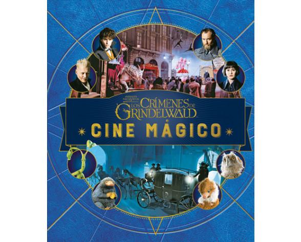 Animales fantásticos. Cine Mágico: Los crímenes de Grindelwald
