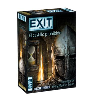"""Exit El Juego """"El Castillo Prohibido"""""""