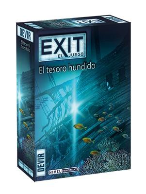 """Exit El Juego """"El Tesoro Hundido"""""""