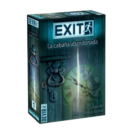 """Exit El Juego """"La Cabaña Abandonada"""""""