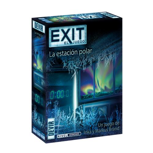 """Exit El Juego """"La Estación Polar"""""""