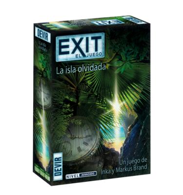 """Exit El Juego """"La Isla Olvidada"""""""