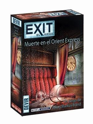 """Exit El Juego """"Muerte en el Orient Express"""""""