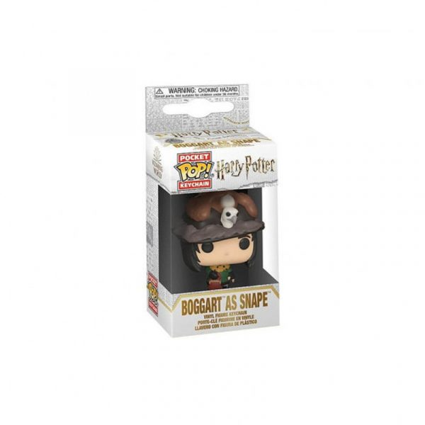 Harry Potter Boggart Snape - Llavero Funko Pocket