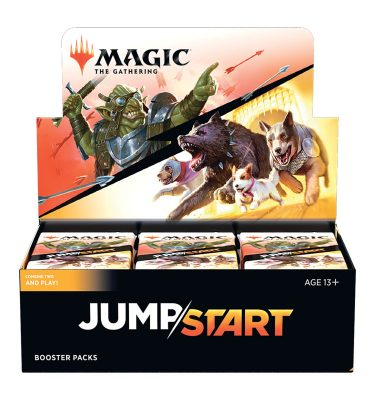 Jumpstart - Magic the Gathering - Display 24 sobres