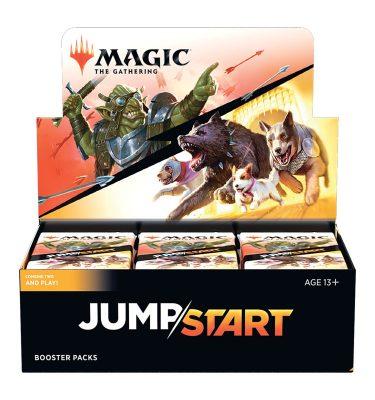 Jumpstart - Magic the Gathering - Display 24 sobres