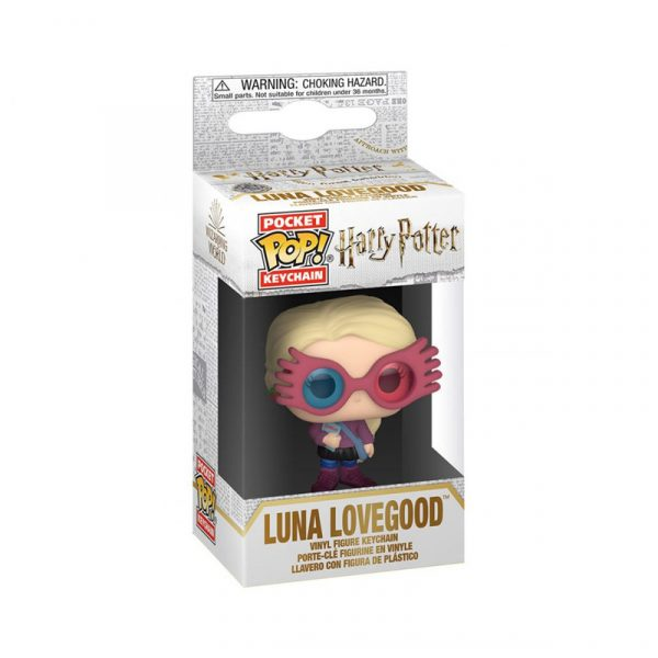 Luna Lovegood Pocket